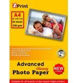 Advanced Fotoğraf Kağıdı 250gr A4 50 li pk parlak
