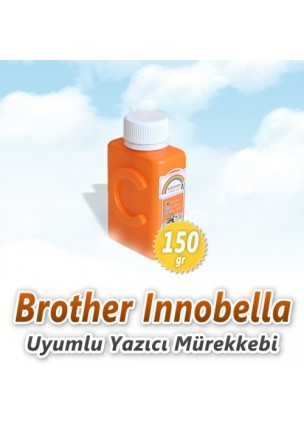 Brother Innobella Uyumlu Kartuş Mürekkebi - 150gr