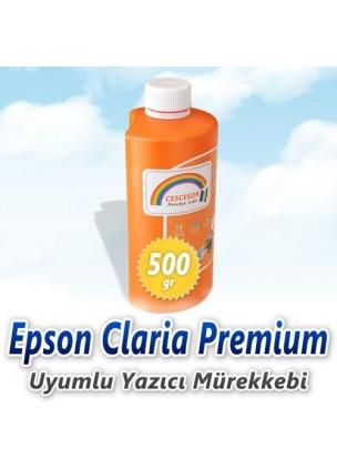 Claria Premium Uyumlu Kartuş Mürekkebi - 500gr