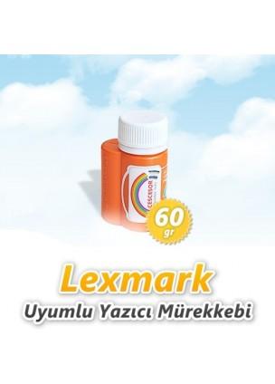 Lexmark Vizix Uyumlu Kartuş Mürekkebi - 60gr