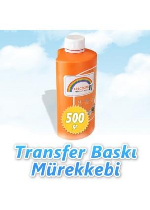 Transfer Baskı/Süblimasyon Mürekkebi - 500gr